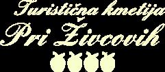 Turistična kmetija pri Živcovih Logo